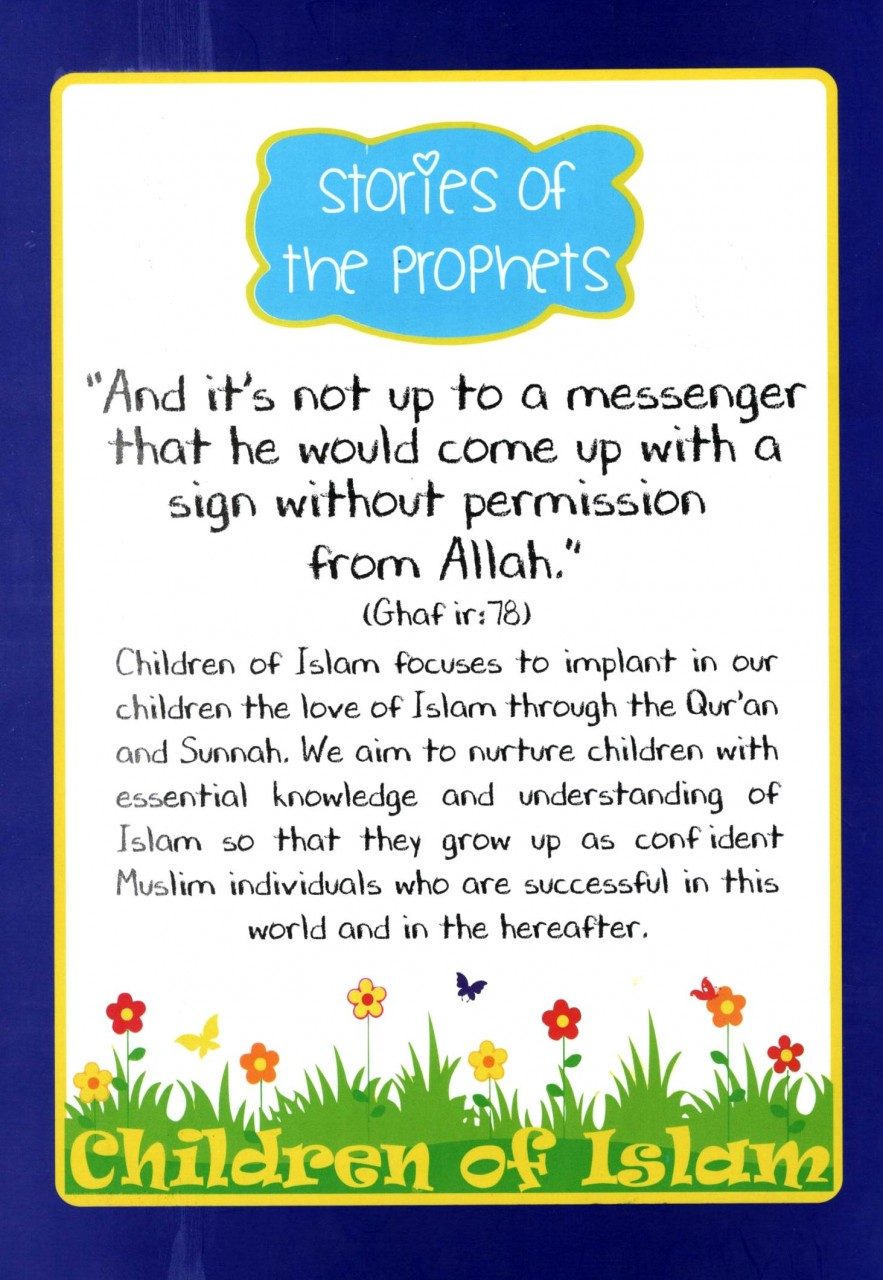 Stories of The Prophets (Age 9+)